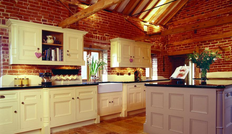 Natural And Organic Bryan Turner Kitchen Furniture